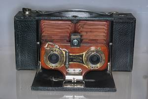 Kodak Stereo Brownie No 2