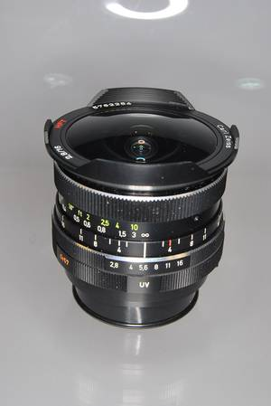 Carl Zeiss F-Distagon 2.8/16mm HFT