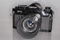 "Canon F1 ""Lake Placid 1980"""